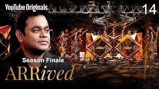 Season Finale A R Rahman Clinton Cerejo Shaan Vidya Vox Arrivedseries
