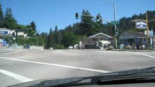 Back Out on the Road Again in Urban Felton California USA Jack Deal Videos