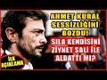 Ahmet Kural Sessizliğini Bozdu! Sıla Kendisini Ziynet Sali ile Aldattı Mı?