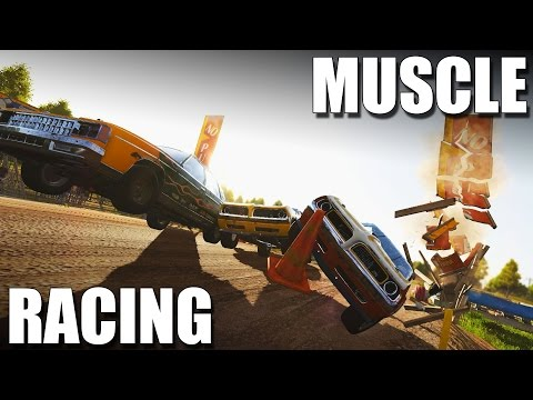 Next Car Game - Muscle Racing