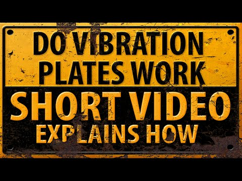 Do Whole Body Vibration plates work | Whole body vibration benefits | Buyers guide | Review