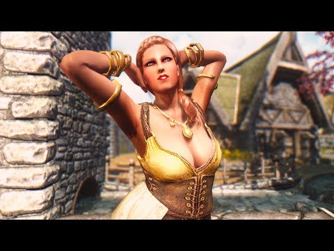 Skyrim Mods - Week 114 - Big Girls Need Love Too