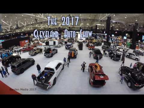 cars begin arriving for 2018 cleveland auto show | doovi