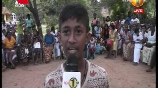 Gammadda Sirasa TV 18th January 2017