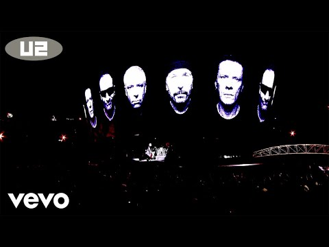 U2 - I'll Go Crazy If I Don't Go Crazy Tonight (U2 360°)
