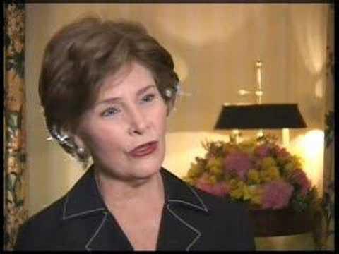 Laura Bush First Lady