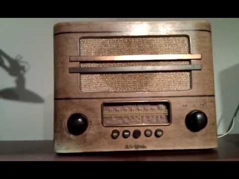 KG7YC 1939 RCA Victor 96T4 radio RC-399 chassis
