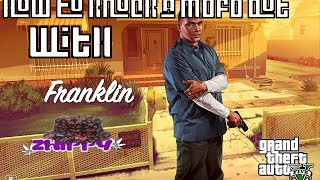 GTA V: How To Knock A MOFO Out W/ Franklin