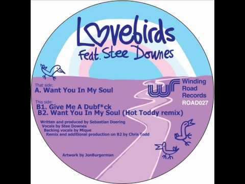 Lovebirds Feat. Stee Downes - Want You In My Soul (instrumental Mix) video