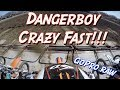 download mp3 dan video Dangerboy Deegan CRAZY FAST GoPro raw win!