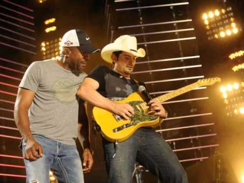 Darius Rucker and Brad Paisley - I Don't Care Music Videos