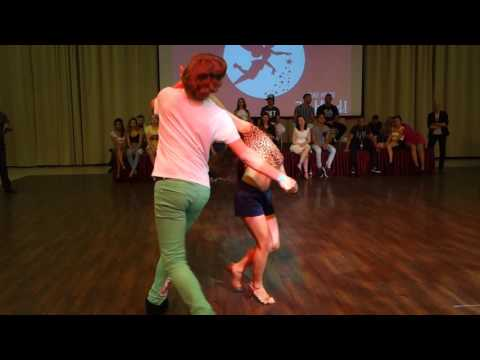 00059 RZCC 2016 Students J and J Several TBT ~ video by Zouk Soul
