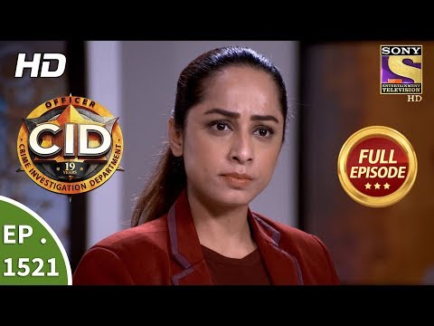 CID - Ep 1521 - Full Episode - 13th May, 2018 thumbnail