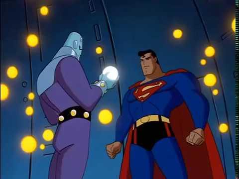 Superman meets Brainiac