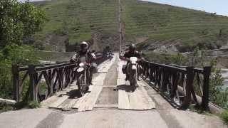 Albanien Enduro Teil 5 - Peshkopi nach Bajram Curri