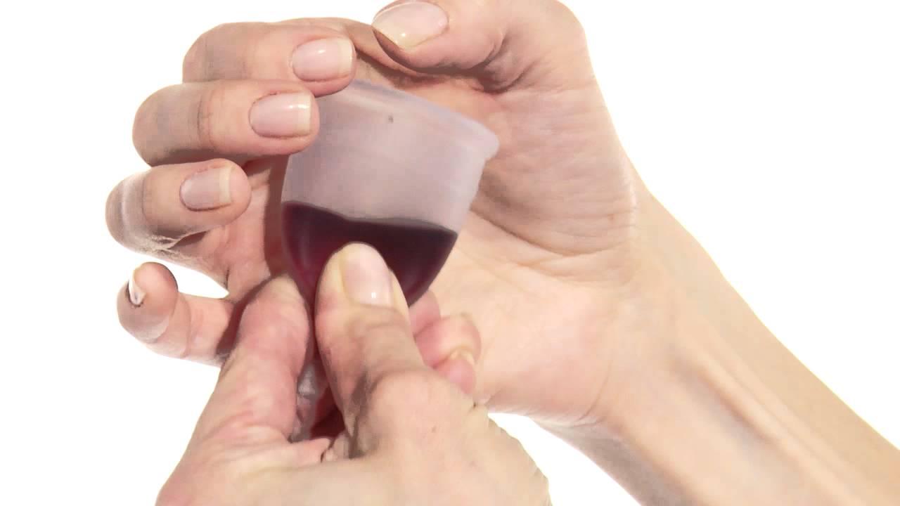Lunette Menstrual Cup au The Lunette Menstrual Cup