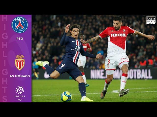 PSG 3 - 3 AS Monaco - GOALS & HIGHLIGHTS - 1/12/2020 thumbnail