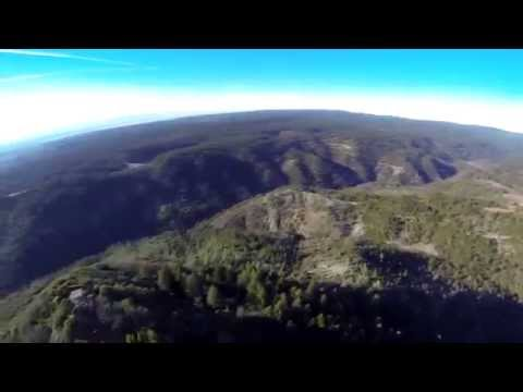 Sawmill Peak Proximity Flying (TBS discovery, FPV Quadcopter)