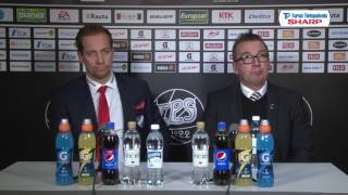 25.3.2017 TPS - HIFK Aftergame show