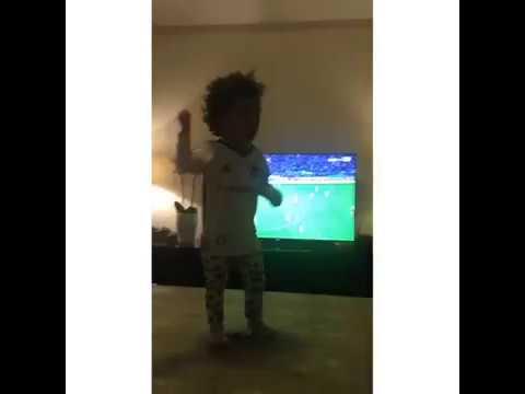 Noah'ın Atiba'nin golüne tepkisi - Trabzon 3-4 Beşiktaş