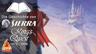 Sierra Online Historie - Ken und Roberta Williams' Grafik-Adventures