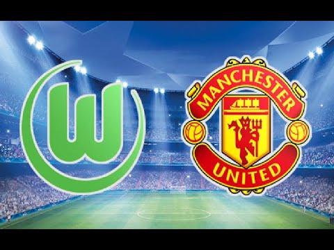 Wolfsburg - Man. United [PES 2016] | UEFA Champions League 2015-2016 (6ème Journée) | CPU Vs. CPU