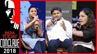 Identity Politics Debate | Hardik, Kanhaiya, Shehla, Rohit Chahal & Shubhrastha | Exclusive