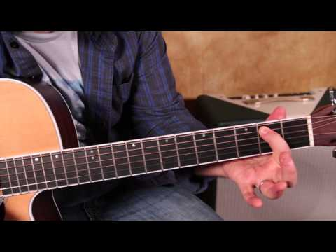 Absolute Super Beginner Guitar Lesson  Your First Guitar Lesson - Want To Learn Guitar- Acoustic- video