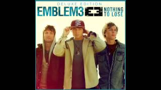 Nothing To Lose Album By Emblem3