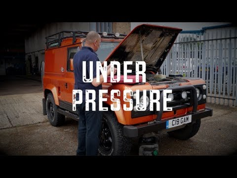 Why your cooling system needs pressure - maintenance and diagnosis -  Land Rover