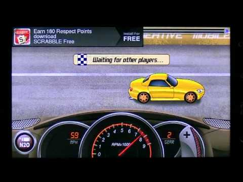 Level 7 - 8.318s - Rank 5000 - Tuning - Android App Drag Racing
