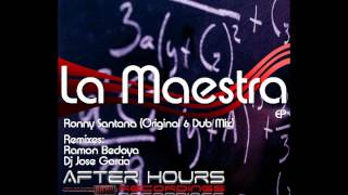 OFFICIAL La Maestra by Afterhours Recordings Buy this Ep in Beatport