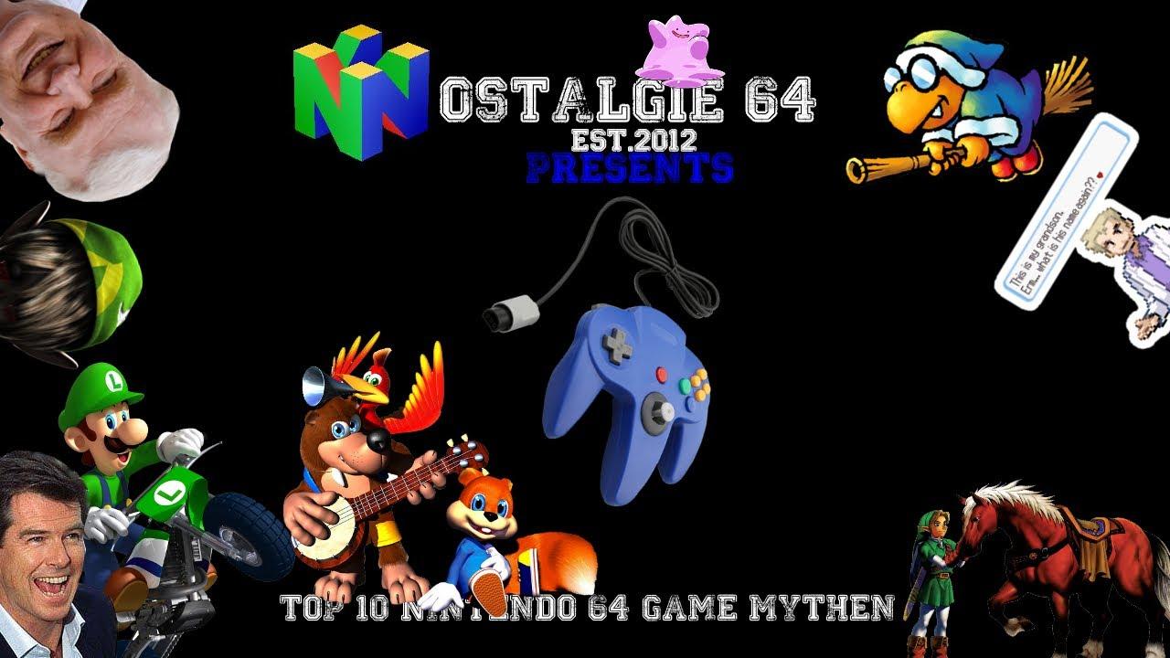 game mythen