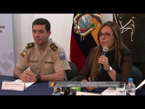 Traslado PPL Mujeres al Centro de Rehabilitación Social Sierra Centro Norte, Cotopaxi.