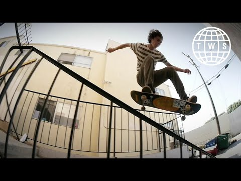 "Koby Dvorak and Braden Hoban, Local Skateshop ""Sorry Mark"" Part"
