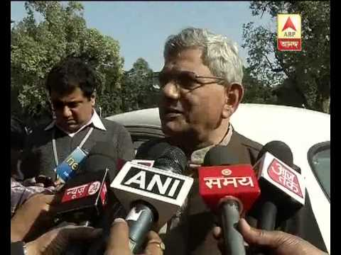 Sitaram Yechuri on inviting Modi by Manik Sarkar