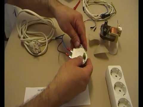 Ventilador para microondas