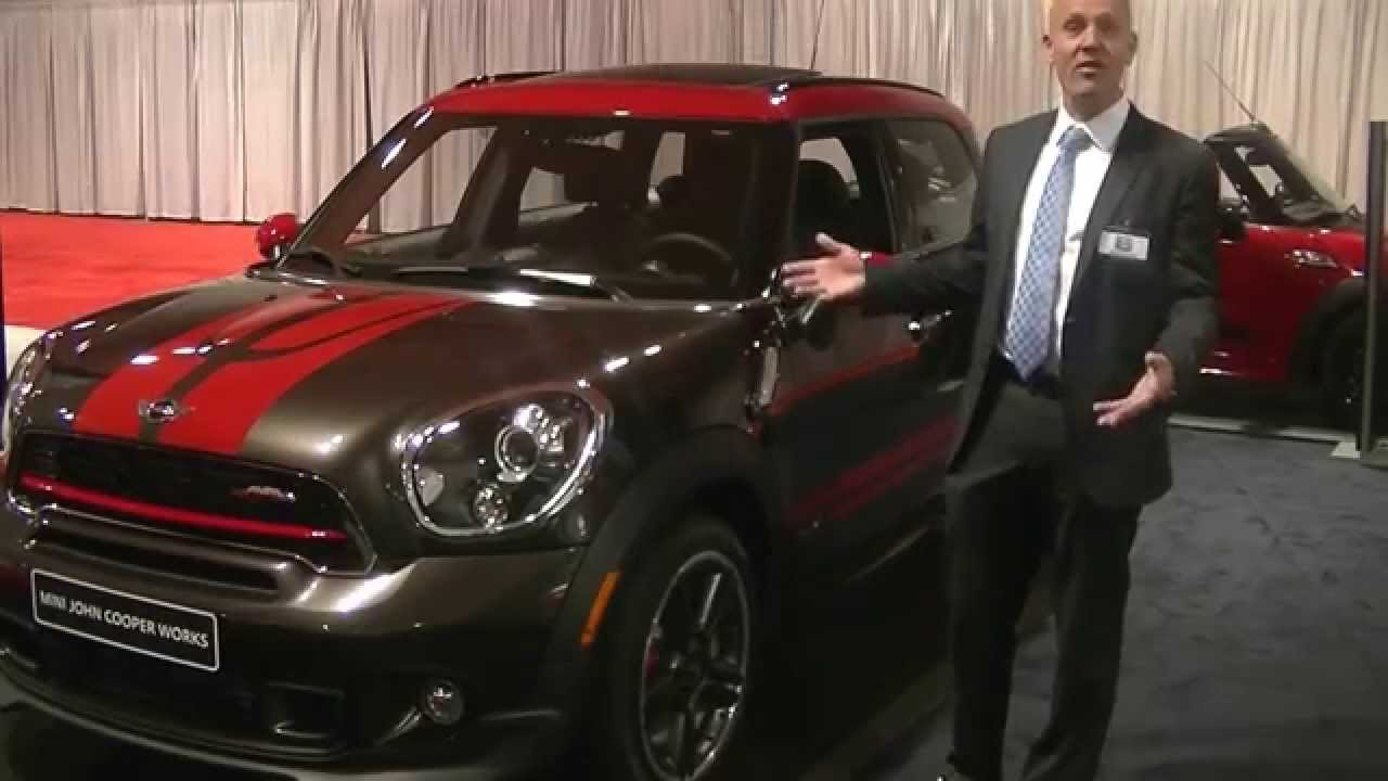 Mini Cooper Seattle >> 2015 Mini Cooper John Cooper Works Countryman review....Spendy but very cool - YouTube