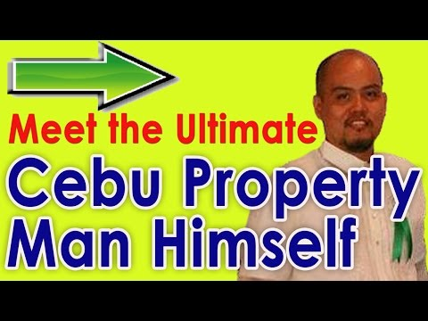 Cebu Property Management - Meet Cebu Property Man Himself To Guide Your Property Investments