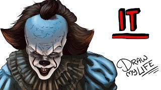 EL ORIGEN DE IT (ESO) | Draw My Life