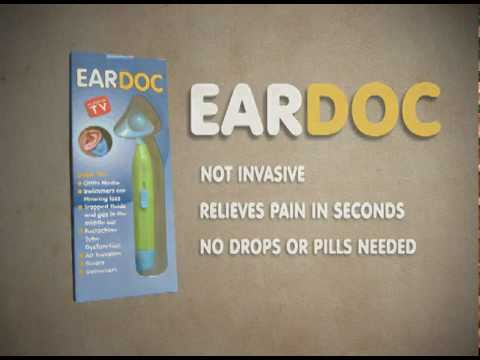Eardoc - the best solution to treat an ear infection and relieve ear pain ...
