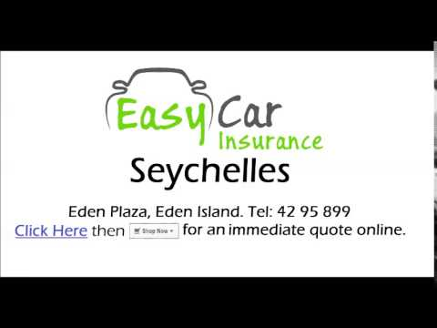 Easy Car Insurance Seychelles Radio Advert - Creole