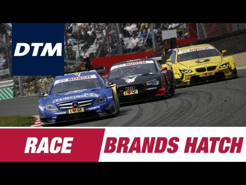 Brands Hatch 2013 - Race (RE-LIVE!)