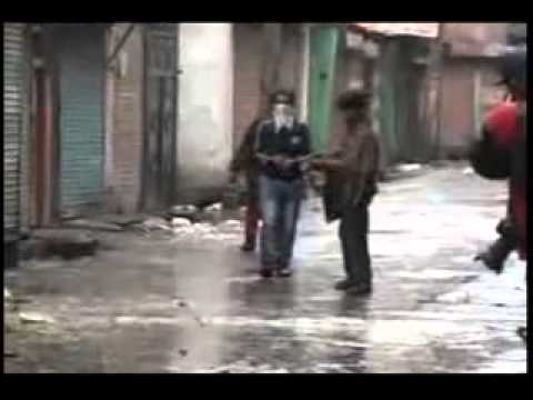 Kashmiri Youth defeated Indian Army - June 2013