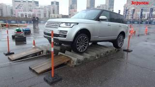 Новый Range Rover 2012