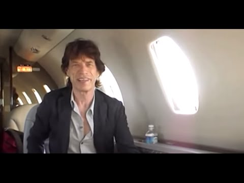 Mick Jagger - Mick Jagger: Behind The Scenes clip #1