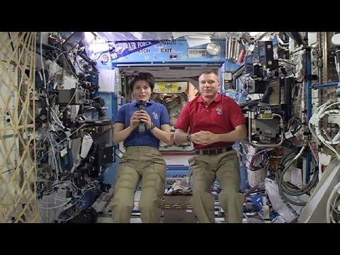 مستقبل البشرية في الفضاء