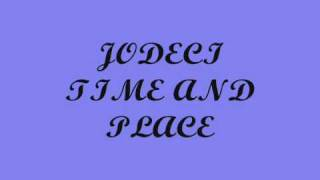 Watch Jodeci Time  Place video