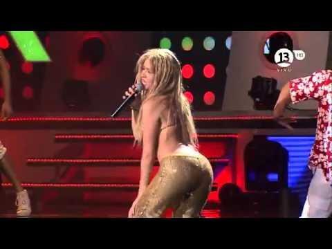 Mi Nombre Es  CHILE CANAL 13 - Shakira  NUEVO