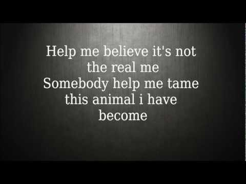 Animal I Have Become | Three Days Grace | Lyrics [hd] video